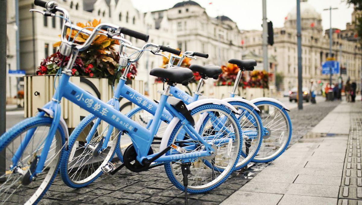 优拜进入共享单车市场 想要盈利仍是最大挑战